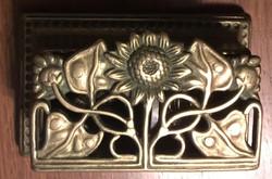 Petite boite bronze