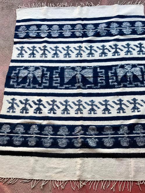 Tapis , artisanat du Mexique