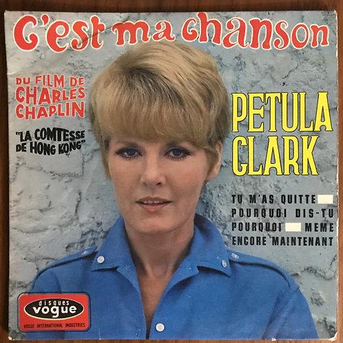 Disque vynile Pétula Clarck