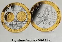 Pièces commémorative Euro