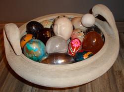 Coupelle en poterie