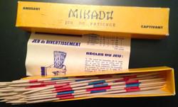 Jeu du Mikado
