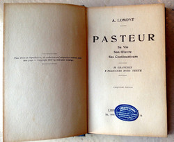 Livre Pasteur