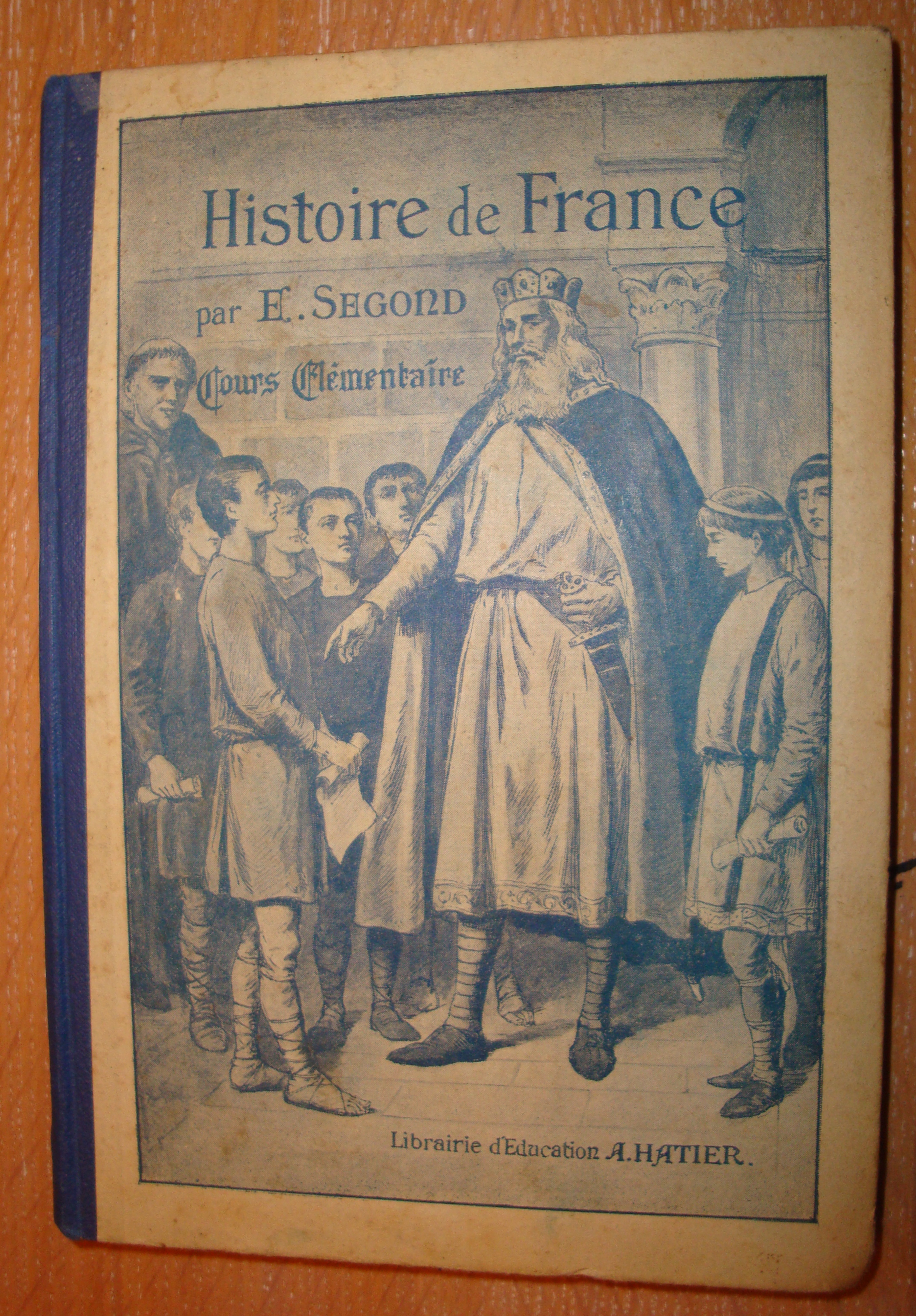 Livre scolaire Histoire