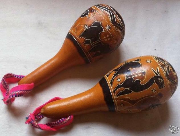 Instrument de musique Maracas