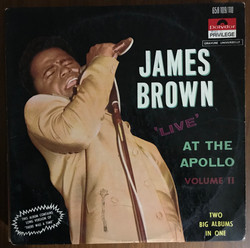Disque vynile James Brown