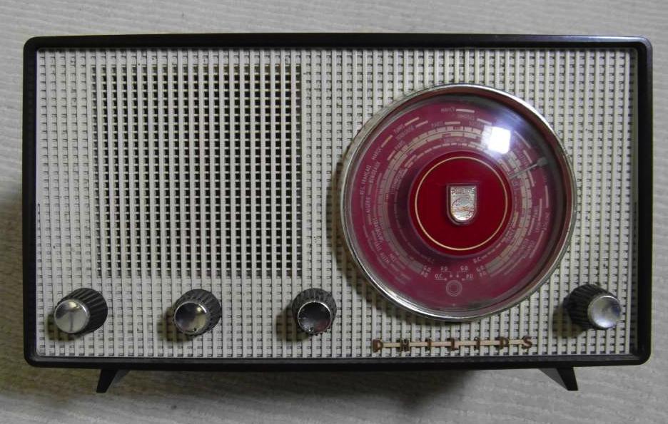 Poste radio Philipps