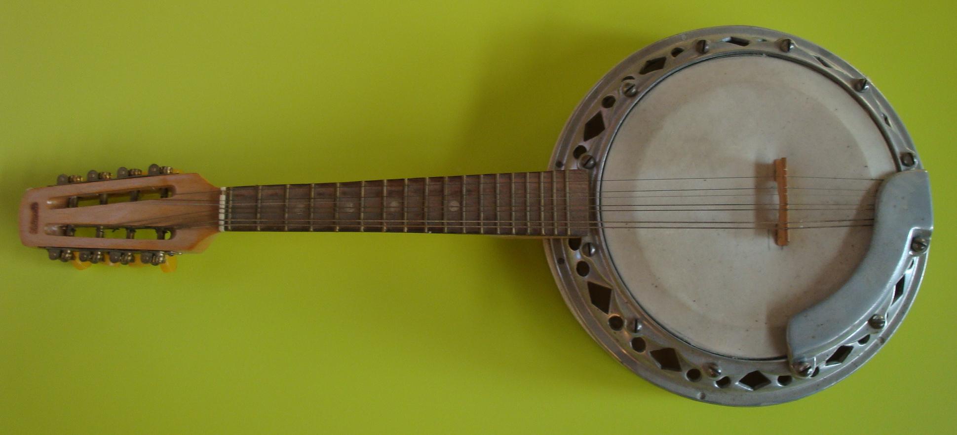 Instrument de musique Banjo