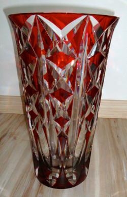 Vase cristal 1965