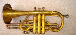 instrument de musiqueTrompette Cuesnon 1900