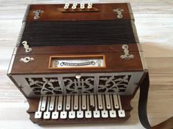 Instrument usique Accordéon Dedenis
