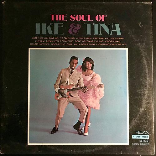 Disque vynile Ike et Tina Turner