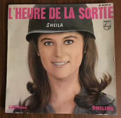 Disques vyniles Sheila