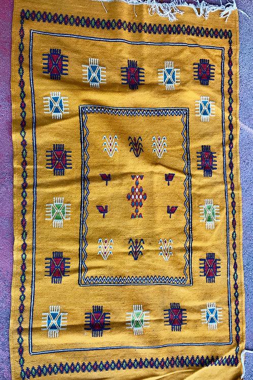 tapis artisanat du Maroc
