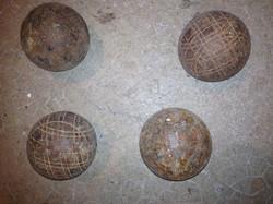 Boules ancienne lyonnaise
