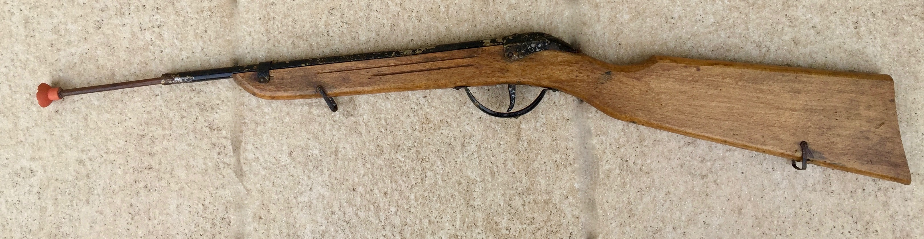 Carabine à flèche
