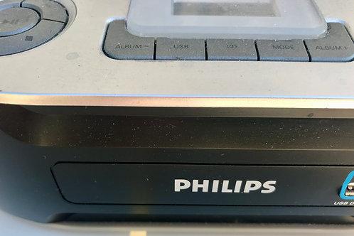 Radio cassettes CD Philipps