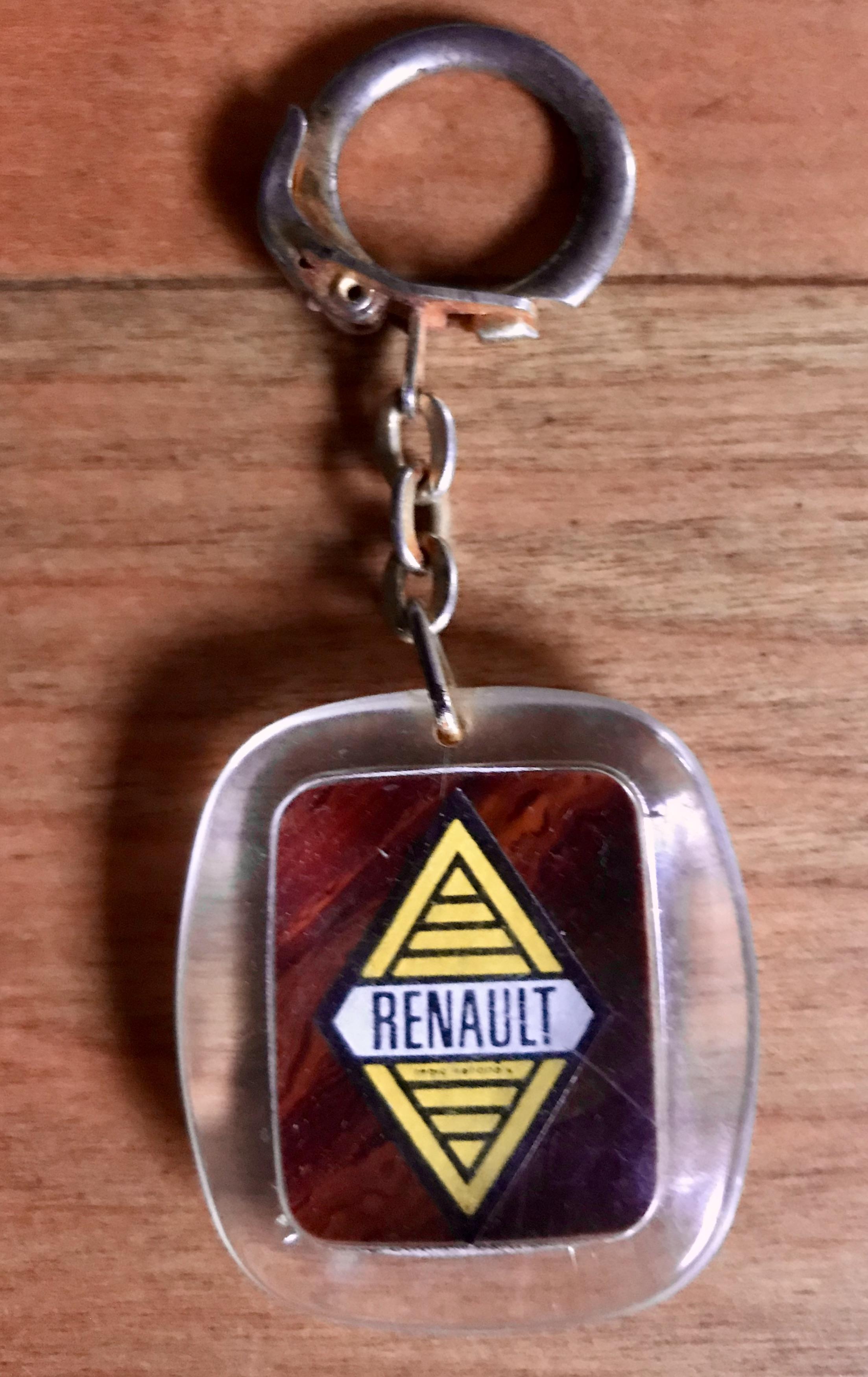 Porte clef Renault