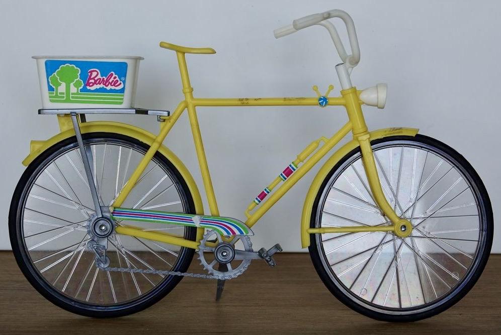 Jouet vélo Matel Barbie
