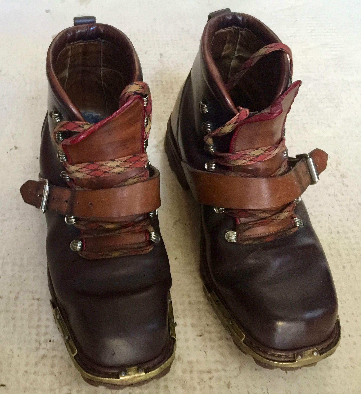 Chaussures de ski 1950