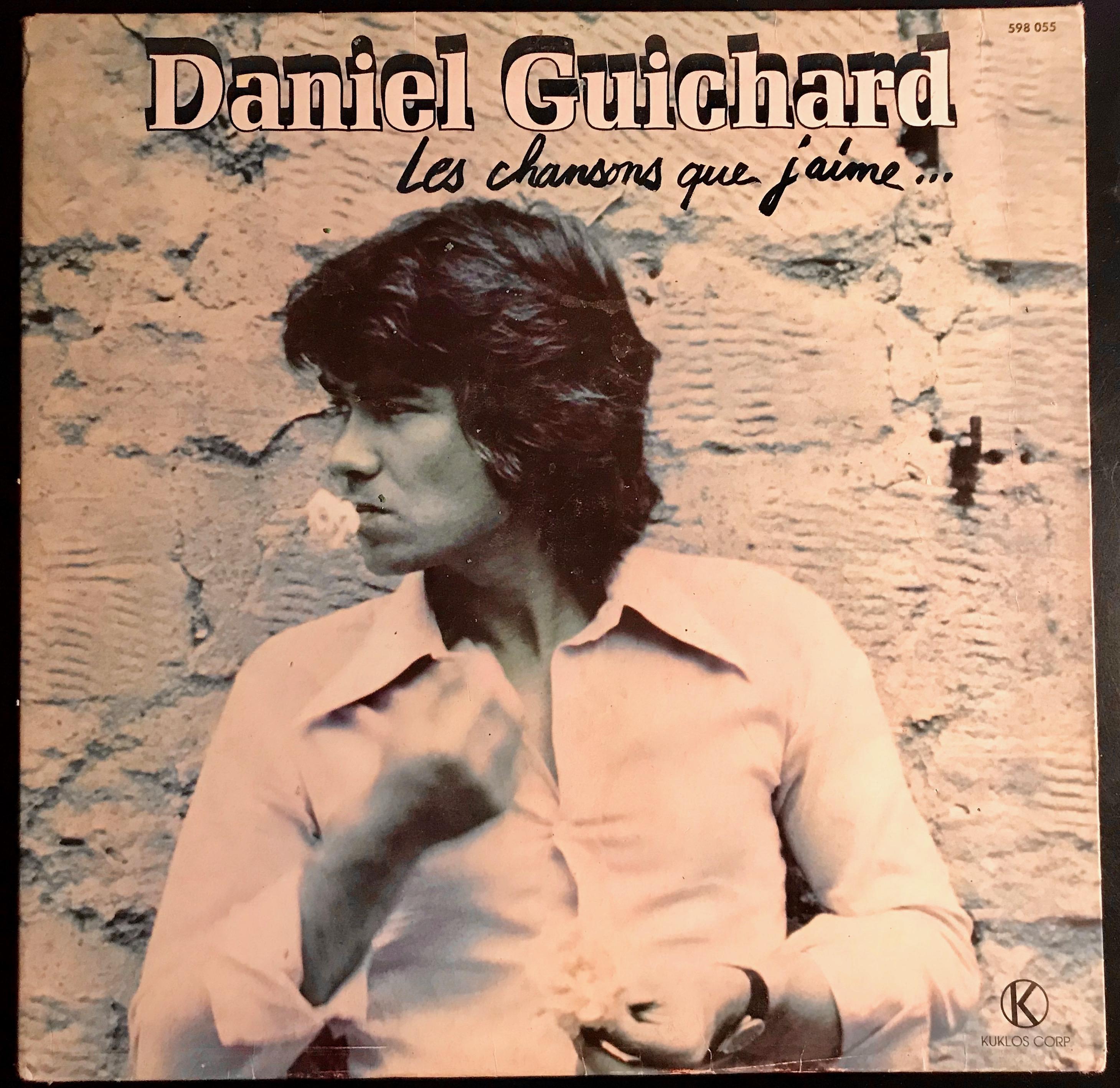 Disque Daniel Guichard