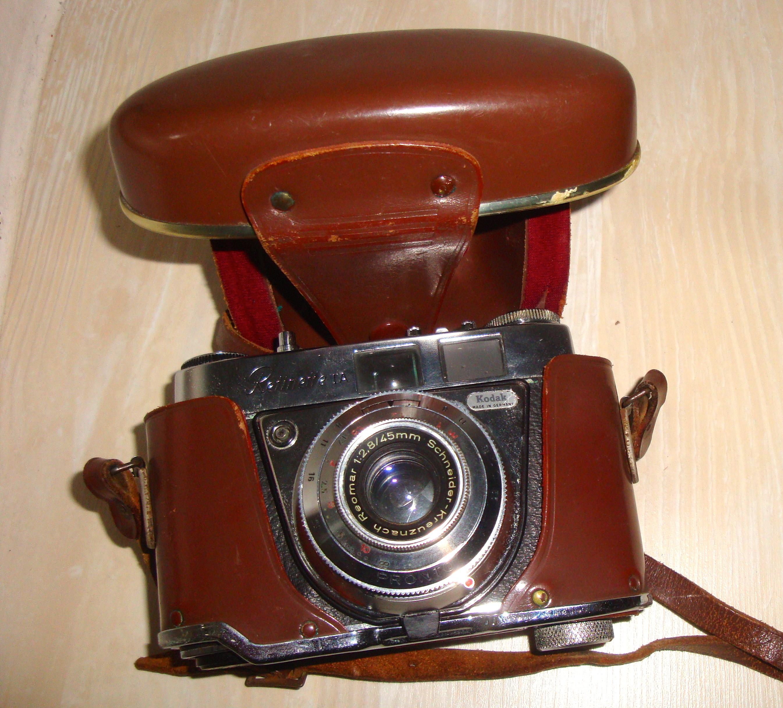 Appareil photo Kodak Rétinette