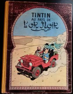 BD Tintin