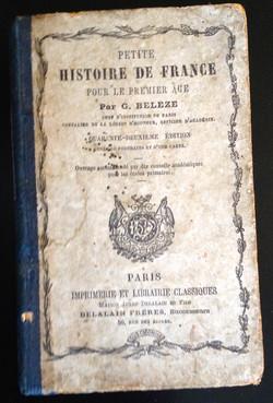 Livre Petite histoire de France