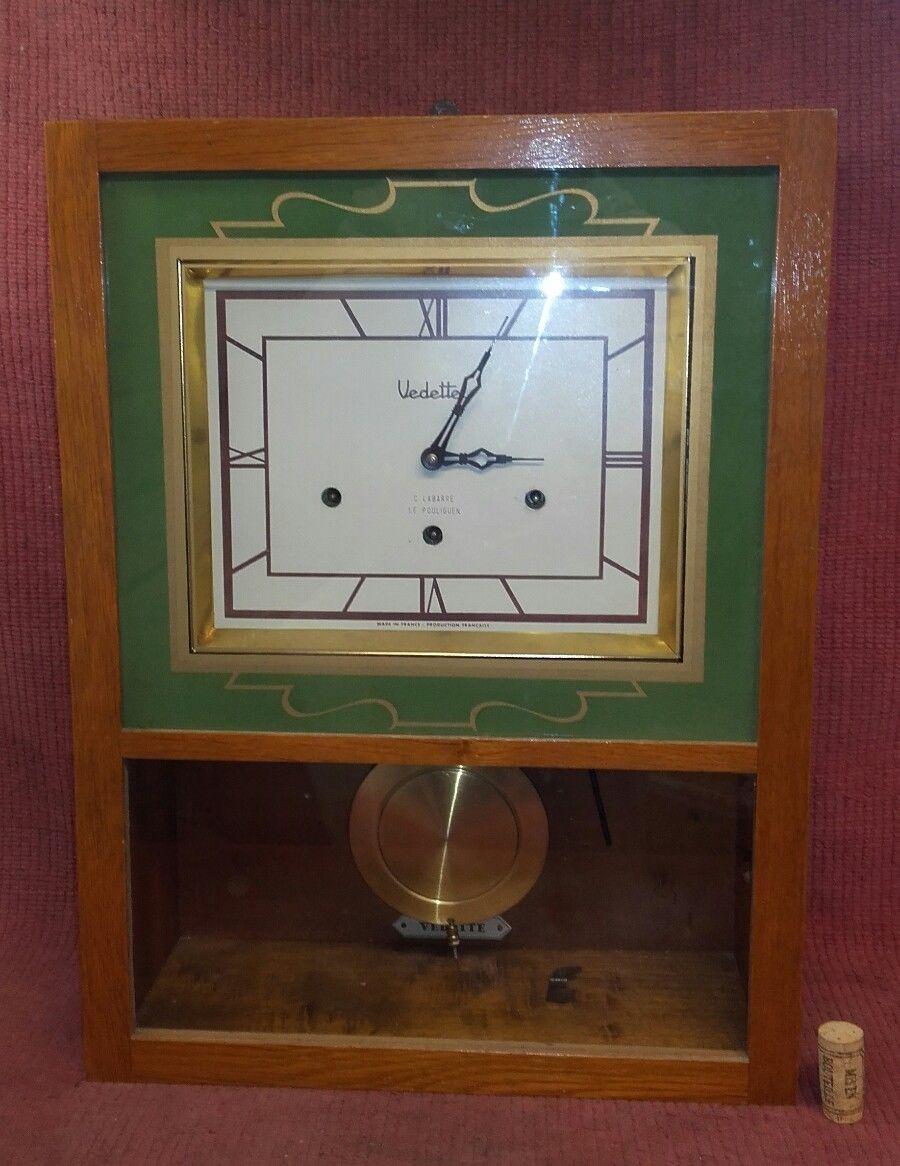 Pendule Vedette 5 carillon