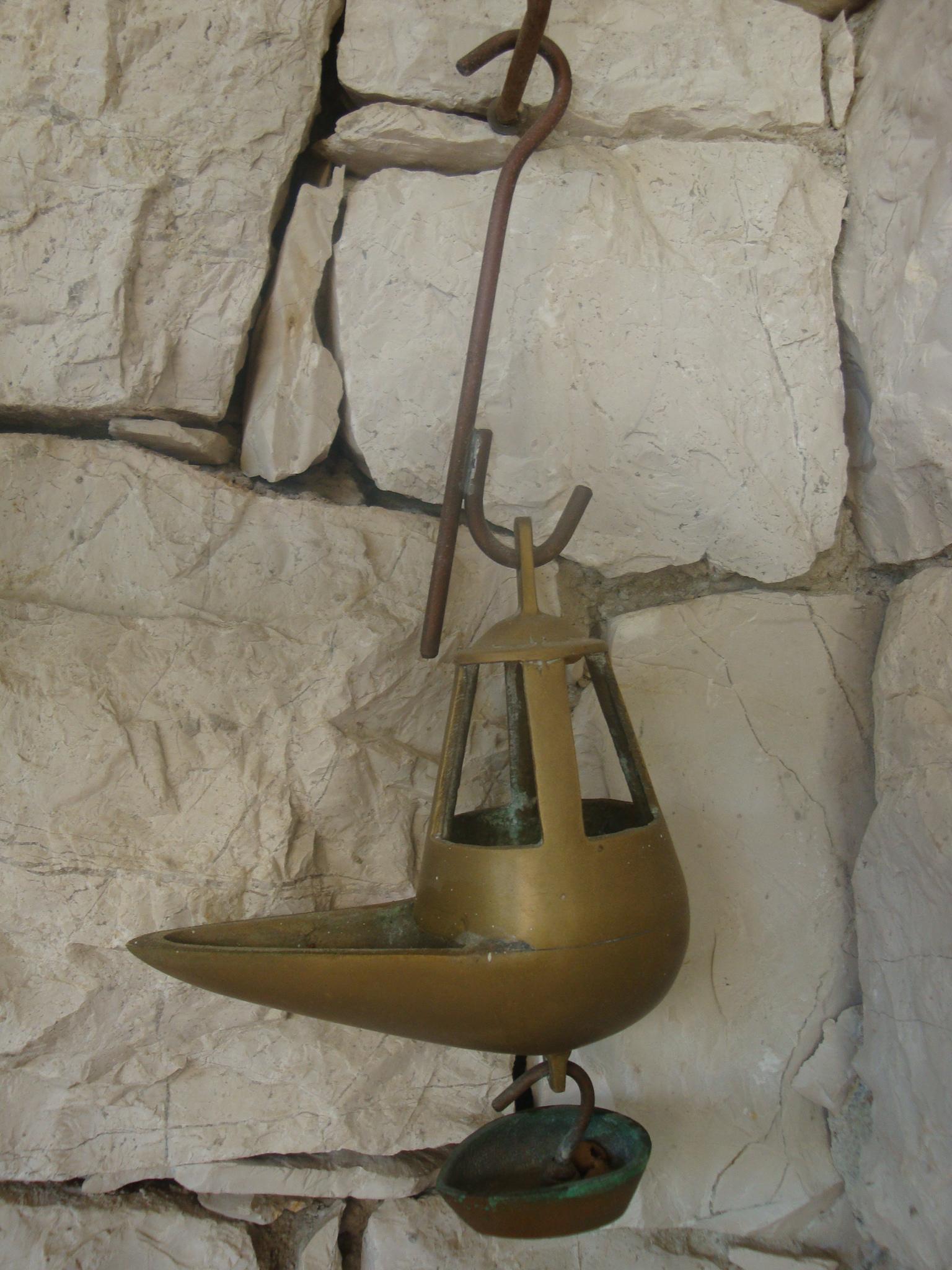 Lampe à huile Calen