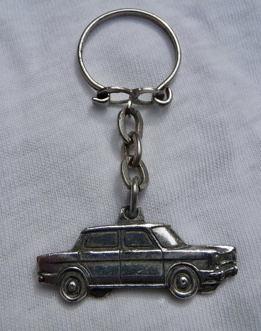 Porte clef Simca 1000