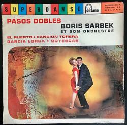 Disque Boris Sarbek
