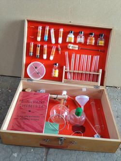 Jeu du savant chimiste