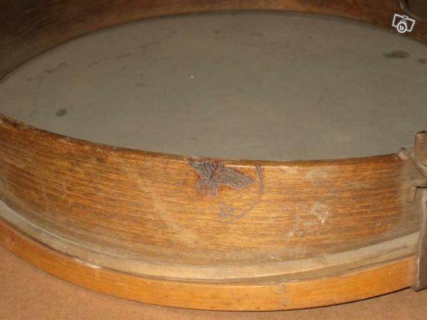 Instrument de musique :Tambourin allemand