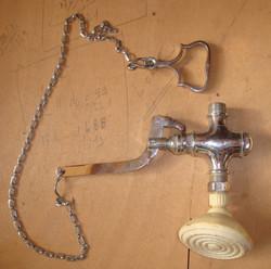 Douche à tirette