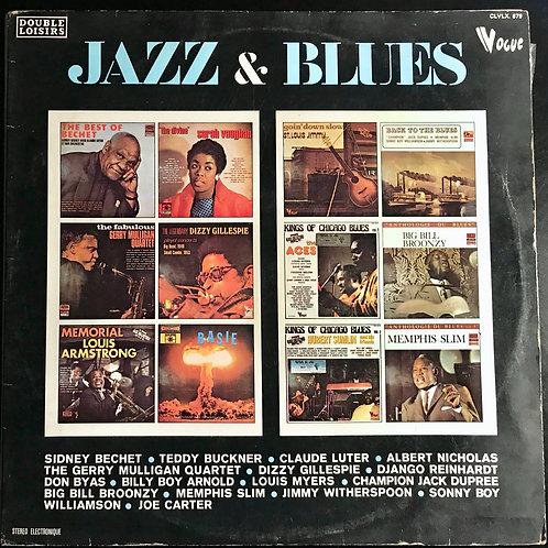 Disque vynile Jazz et Blues