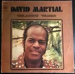 Disque vynile David Martial