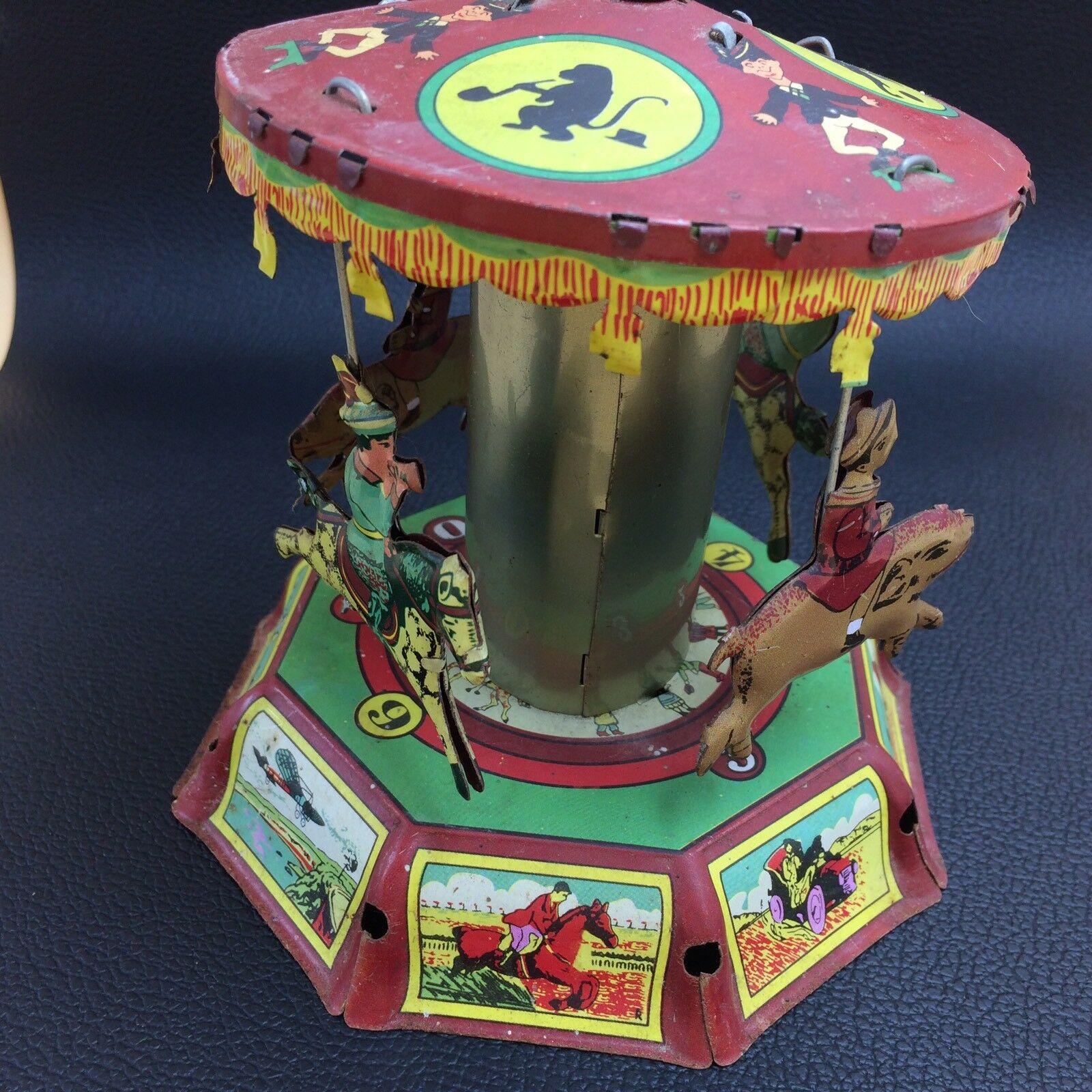 Manège carrousel Paya