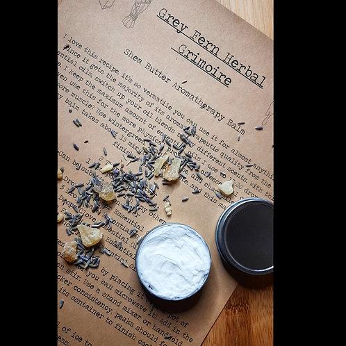 Shea Butter Aromatherapy Balm