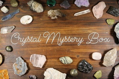 Crystal Mystery Box
