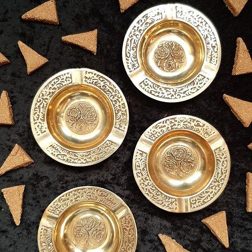 Brass Incense Dish
