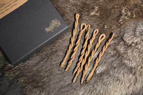 Vanilla Incense Twists