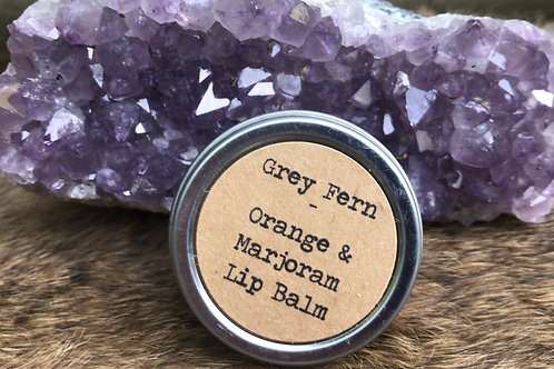 Orange Marjoram Lip Balm