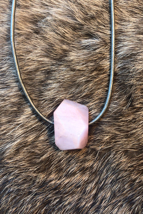Kunzite Necklace