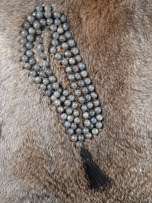 Labradorite Meditation Beads
