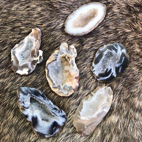 Raw Agate Geode