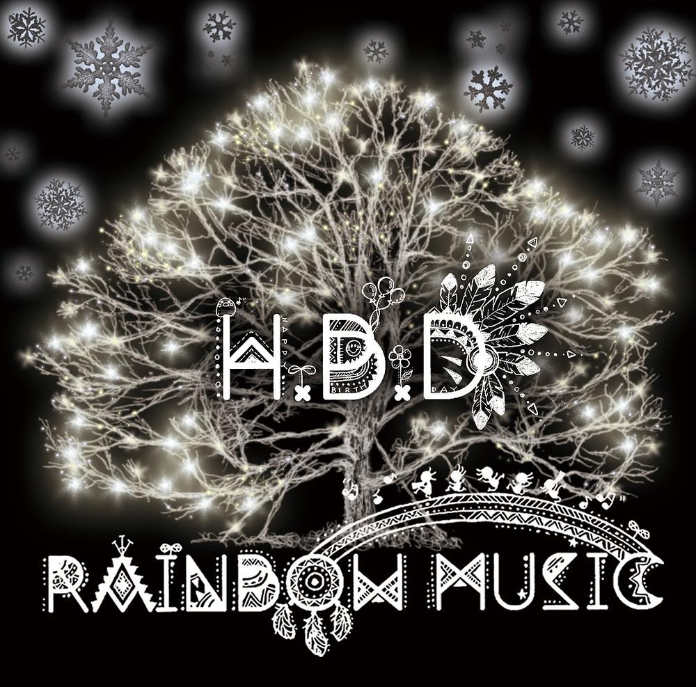 H.B.D / RAINBOW MUSIC ジャケ写
