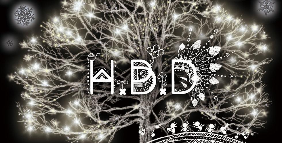 H・B・D