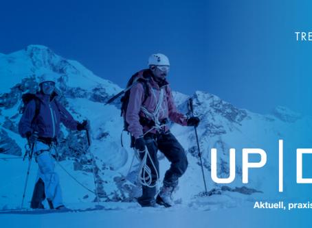 UpDate 01/2019 - Mitarbeiterführung und Datenschutzerklärung