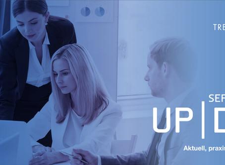 UpDate 02/2019 - STAF, Flexible Arbeitszeiten und Scheinselbständigkeit